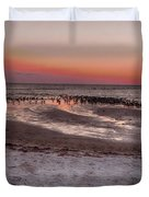 After The Sunset Duvet Cover
