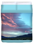 Afterglow Duvet Cover