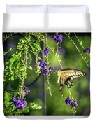 Afternoon Snack Duvet Cover
