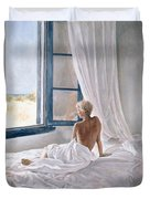Afternoon View Duvet Cover by John Worthington