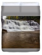 Agate Falls Duvet Cover