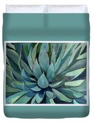 Agave Americana Duvet Cover