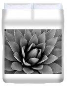 Agave Plant Duvet Cover