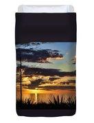 Agave Sunset Duvet Cover