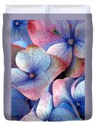 Ageing Hydrangea Duvet Cover