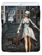 Ageless Fashion Duvet Cover