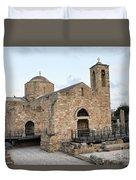 Agia Kyriaki, Paphos, Cyprus Duvet Cover