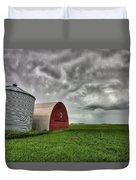 Agriculture Storage Bins Granaries Duvet Cover
