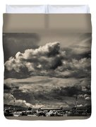 Ahuachapan Infrared Duvet Cover