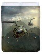 Air Assault Duvet Cover