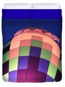 Air Balloon Duvet Cover