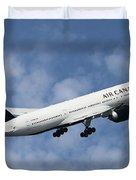 Air Canada Boeing 777-233 Duvet Cover