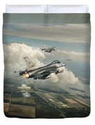 Air Defence Duvet Cover
