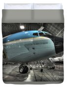 Air Force One - Boeing Vc-137c Sam 26000 Duvet Cover