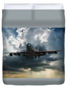 Air Force One Duvet Cover