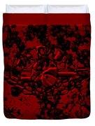 Air Jordan 5b Duvet Cover