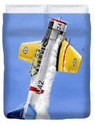 Air Show Duvet Cover by Marc Stewart