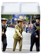 Airforce Military Navy  Duvet Cover