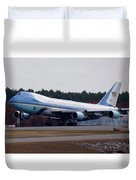 Airforce One Duvet Cover