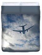 Airliner 01 Duvet Cover