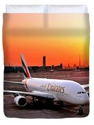 Airplane Duvet Cover