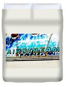 Airstream Duvet Cover