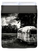 Airstream Reflection Duvet Cover