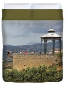 Alameda De Jose Antonio In Ronda Spain Duvet Cover