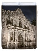 Alamo Door Duvet Cover