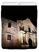 Alamo Remembrance Duvet Cover