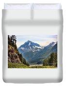 Alaska A Duvet Cover