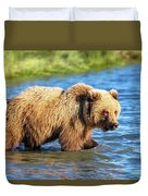 Alaska Bear Duvet Cover