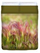 Alaska Foxtail Duvet Cover