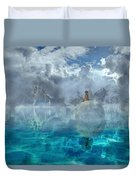Alaskan Avalon Duvet Cover