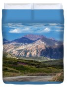 Alaskan Beauty Duvet Cover