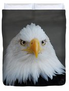 Bald Eagle Ketchikan Alaska Duvet Cover