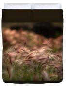 Alaskan  Summer Foxtail Duvet Cover