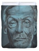 Albert Fish Duvet Cover