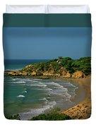 Albufeira, Portugal Duvet Cover