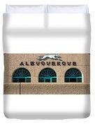 Albuquerque Hound Duvet Cover