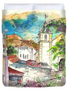 Alcoutim In Portugal 02 Duvet Cover