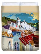 Alcoutim In Portugal 08 Bis Duvet Cover