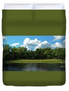 Alexander Creek Duvet Cover