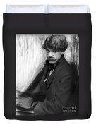 Alfred Stieglitz (1864-1946) Duvet Cover