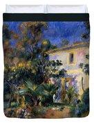 Algiers Landscape 1895 Duvet Cover