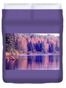 Algonquin Autumn Duvet Cover
