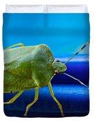 Alice The Stink Bug 3 Duvet Cover
