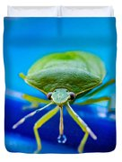 Alice The Stink Bug 4 Duvet Cover