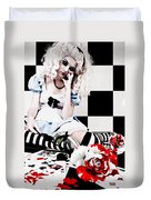 Alice2 Duvet Cover