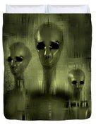 Alien Brothers Duvet Cover